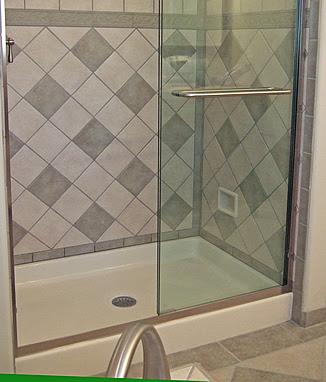 Corner Shower Shaving Shelf Home Interior Design