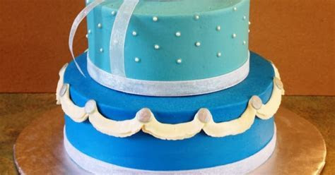Party Cakes: 3 Tier Cinderella Sweet 16 Cake