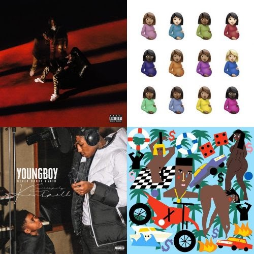 ALBUM SALES (week 41, 2021): Don Toliver, Drake, YoungBoy Never Broke Again, Meek Mill & more!