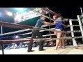 Muay Thai Phetjeeja Ormeekhun Win Tko Roud 4