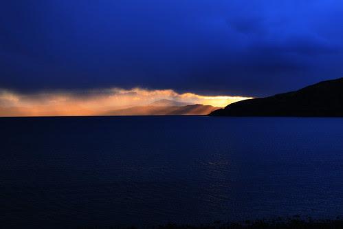 Sunset on Skye by jaggystu71