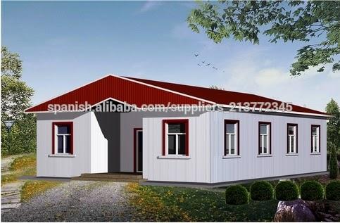 Casas prefabricadas madera casas prefabricadas panel for Casas de panel sandwich de segunda mano