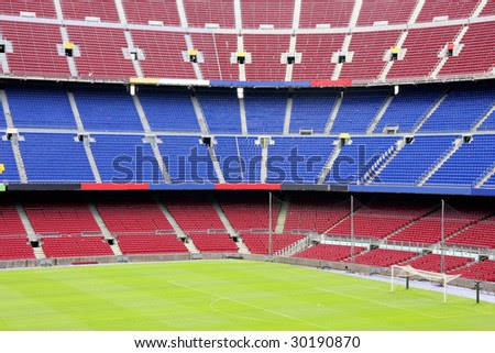 barcelona fc stadium. Stadium in Barcelona, FC