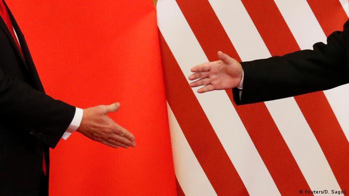 China USA Donald Trump & Xi Jinping | Große Halle des Volkes (Reuters/D. Sagolj)