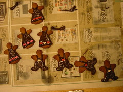 Chocolate Lederhosen