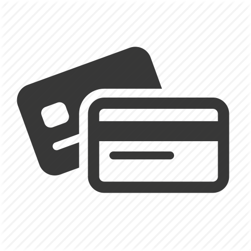 10 Black Credit Card Icon Images - Credit Card Icon, Bank Card