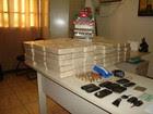 Polícia Civil apreende 134 quilos de cocaína  (Divulgação/Polícia Civil)