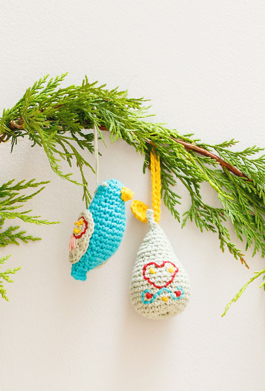 On The First Day Of Christmas Inside Crochet Magazine Blog Inside Crochet