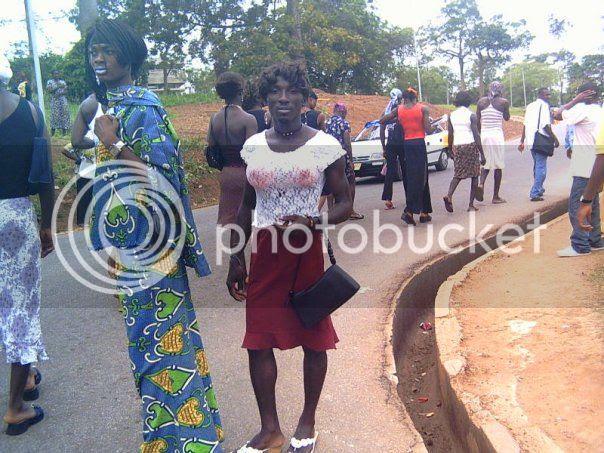 gambar pondan afrika