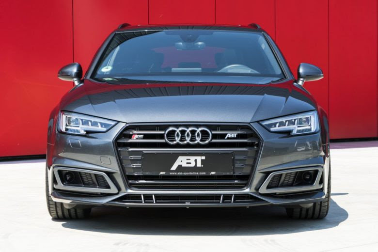 Audi S4 Avant by ABT Sportsline Looks Fresh with the New Body Kit  Carz Tuning