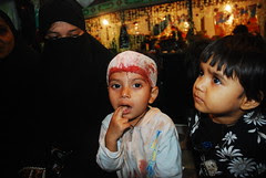 Neigbors Envy Mothers Pride ..Ya Hussain Always As His Guide by firoze shakir photographerno1