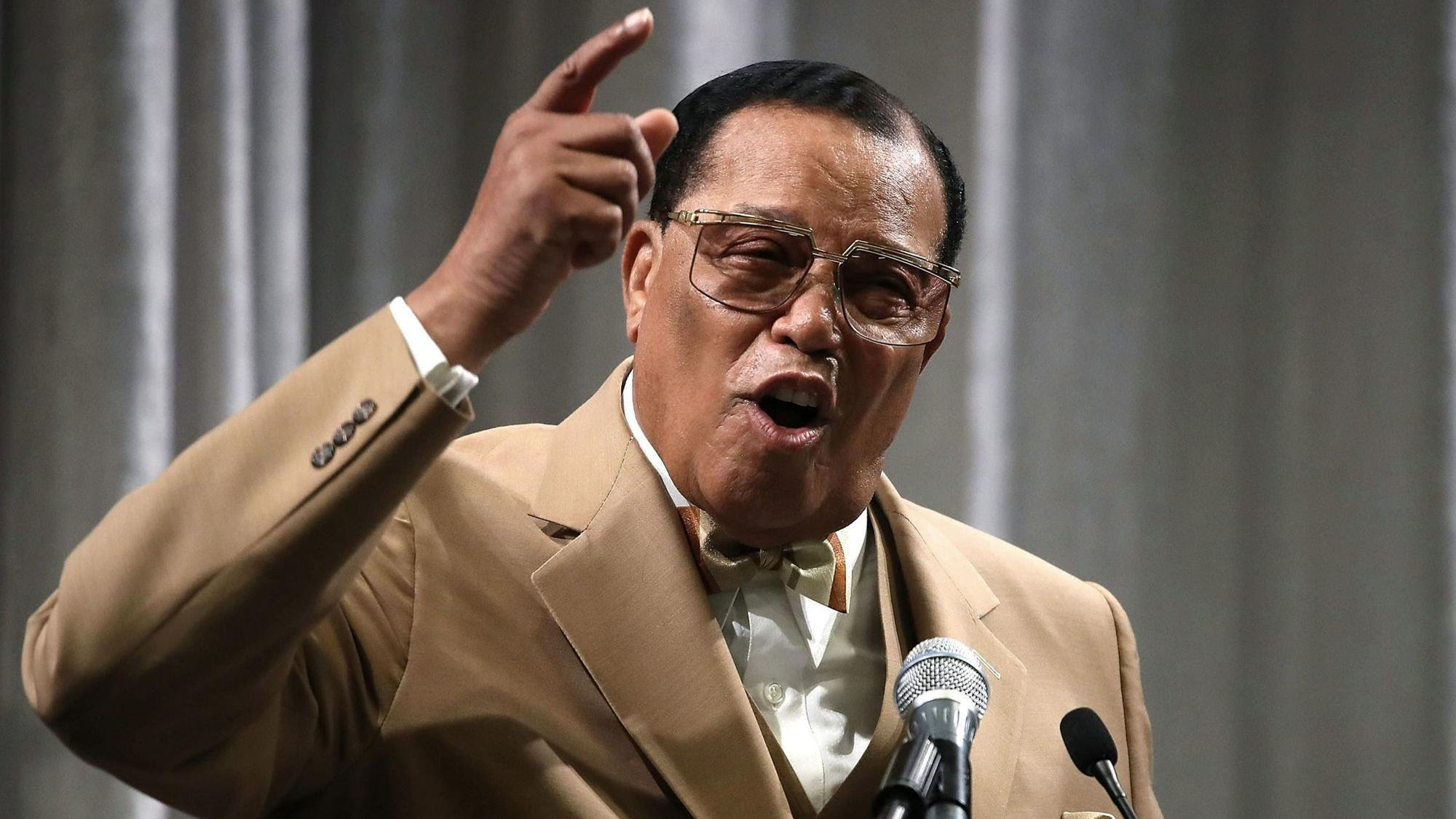Image result for farrakhan