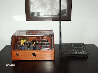 K-502 Tube Amplifier Kit