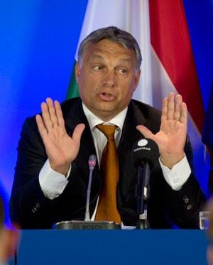 Premiê húngaro Viktor Orban (Foto: AP Photo/Virginia Mayo)