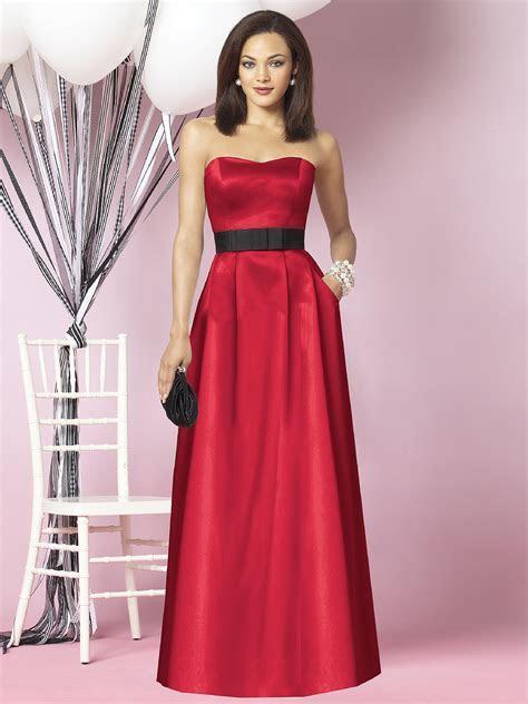 Black Bridesmaid Dresses   DressedUpGirl.com