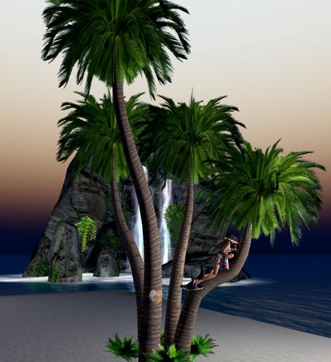 ::STB:: Kissing 4 Palms 1 - Lite