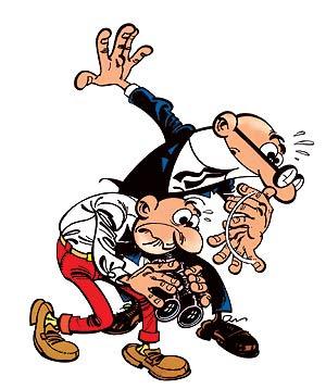 Mortadelo y Filemón (Foto: EL MUNDO)