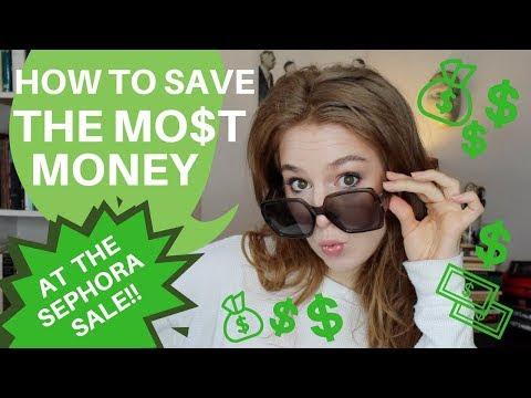 Sephora VIB Sale Recommendation