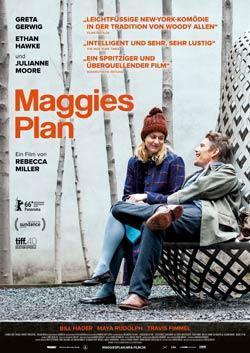 Maggie's Plan Filmplakat