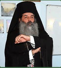 Ανακοίνωση Μητροπολίτου Πειραιώς κ. Σεραφείμ: Σύριζα ΕΚΜ & Χρυσή Αυγή παράλληλη ιδεοληψία
