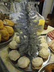Tinsel Wonderland Cupcakes!