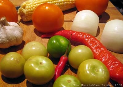 chili - ingredients