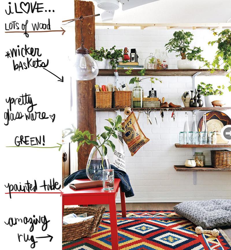 la reines blog: Zimmer gemütlich einrichten - so einfach!