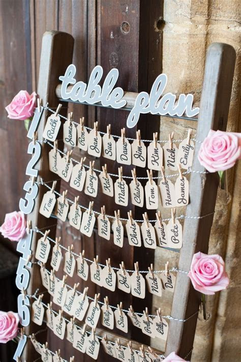 The 79 best Wedding Table Plan Ideas images on Pinterest