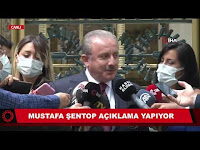 #CANLI I Meclis Başkanı Mustafa Şentop Açıklama Yapıyor - İhlas Haber Ajansı