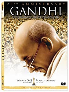"""Cover of """"Gandhi (Widescreen Two-Disc Col..."""