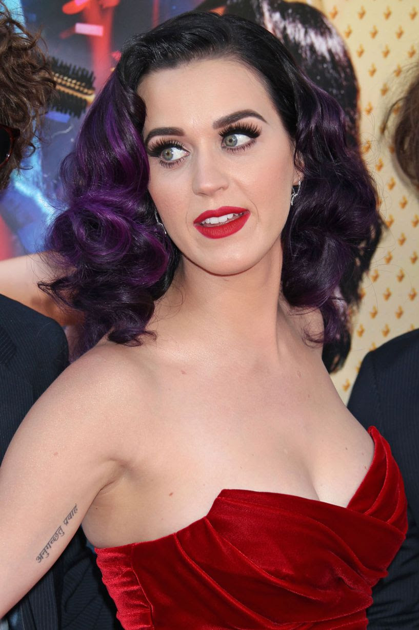 Katy Perry's boobs through the years: The amazing adventures of Katy Perry's boobs