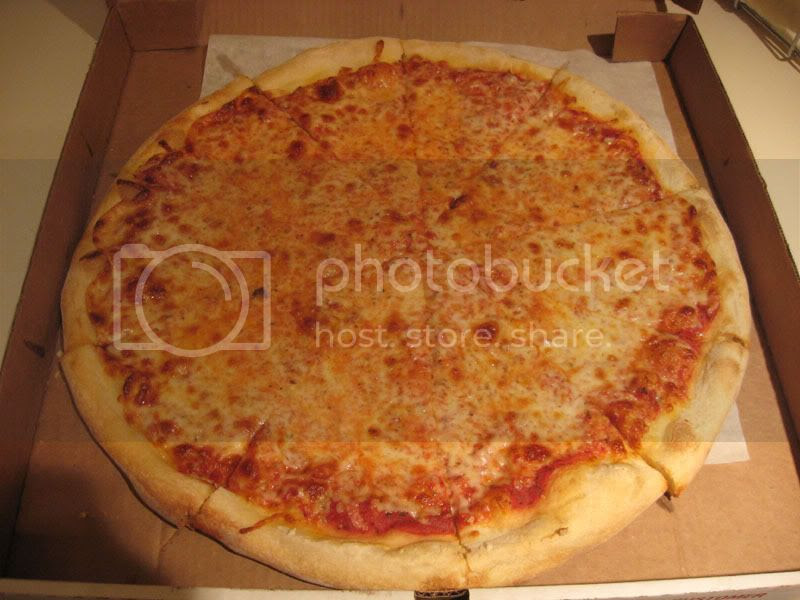 Dallis Cheese Pizza