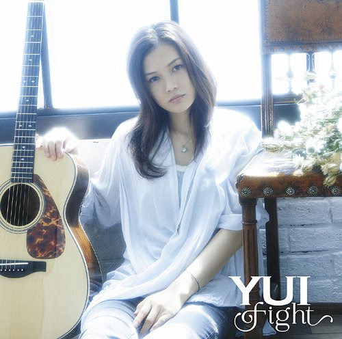 YUI - fight Single