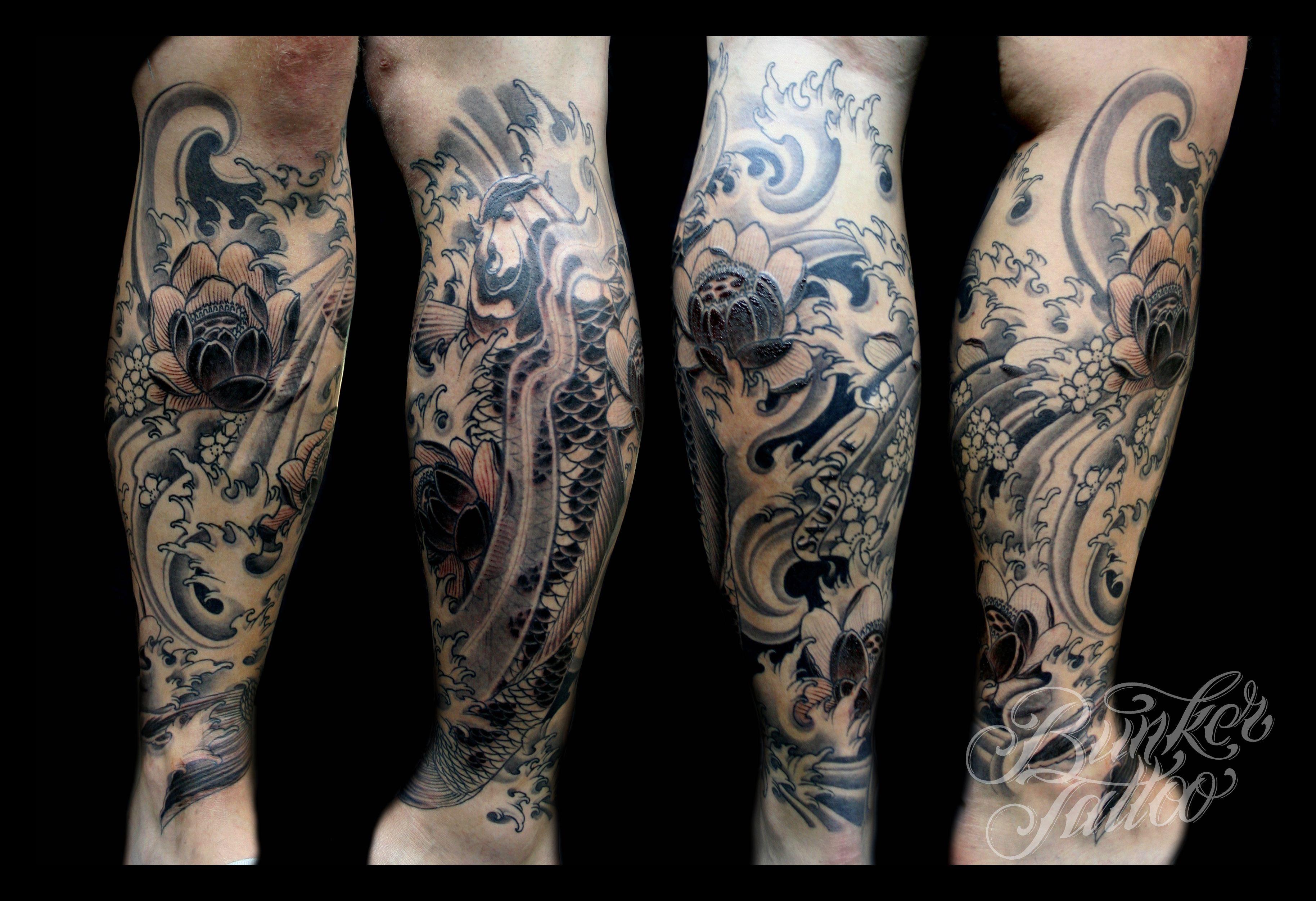 Women Tattoo Collection Leg Sleeve Tattoo Ideas