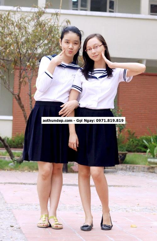 đồng phục các trường thpt ở tphcm
