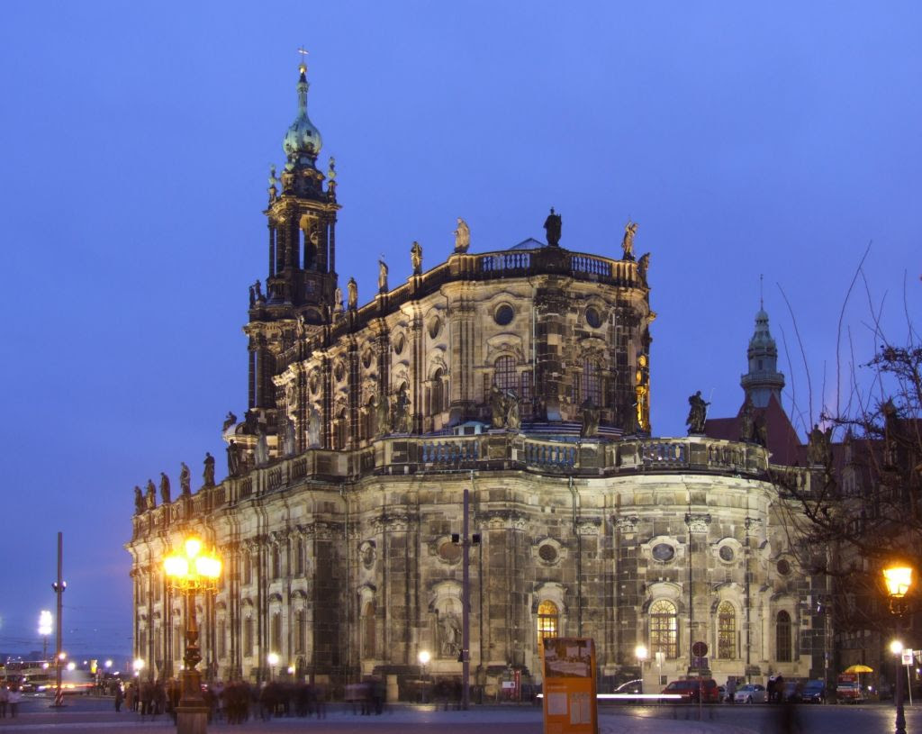 Dresden Architecture Walking Tour Dresden Germany
