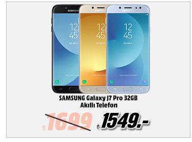 SAMSUNG Galaxy J7 Pro 32GB Akıllı Telefon 1549TL