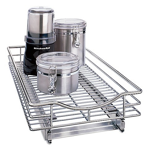 Buy Lynk 11-Inch Professional Roll-Out Under-Sink Single ...