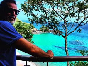 Luiz Henrique Ribeiro, proprietário da pousada Toca da Coruja, morreu em Goiás (Foto: Reprodução/Instagram)