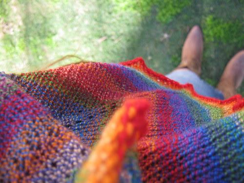 Sasha Rainbow Scarf