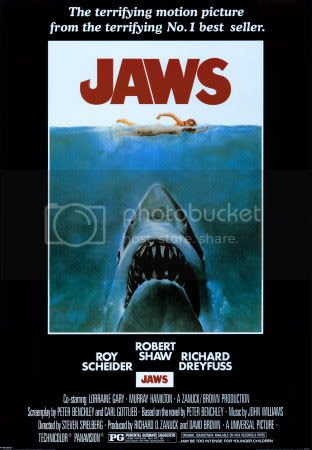 Jaws photo: Jaws JAWS_Movie_poster.jpg
