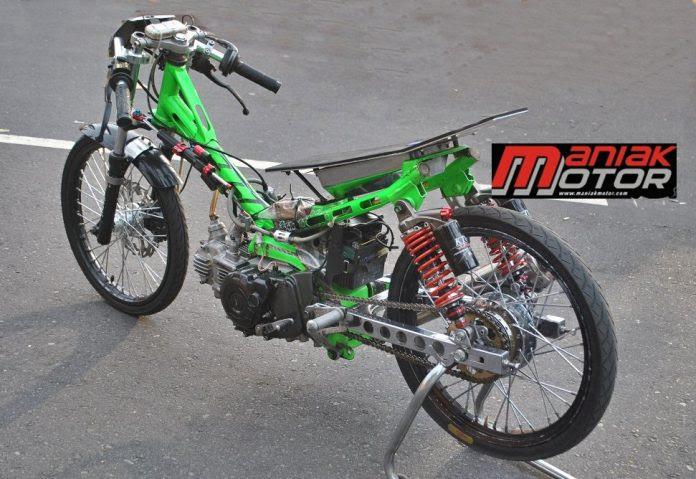 53 Gambar Motor Drag Jupiter Z1