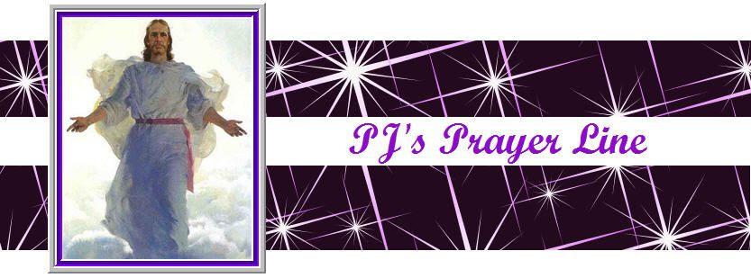 PJ's Prayer Line