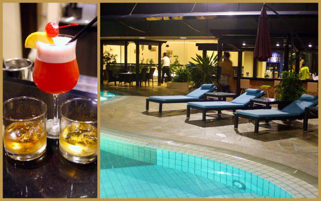 Swimming Pool Bar, Terminal 1