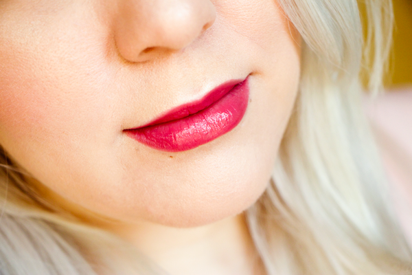 ELF Rich Raspberry Lipstick