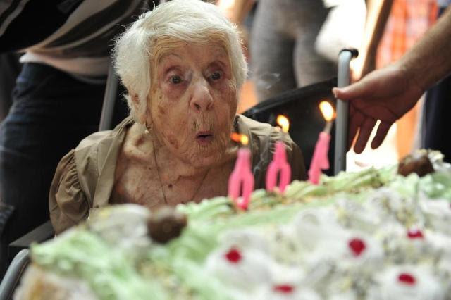 Idosa que era cuidada por presos morre aos 102 anos em Porto Alegre Emílio Pedroso/Agencia RBS
