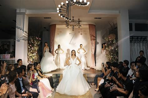 Z Wedding Design's Latest 2018 Bridal Collection, The