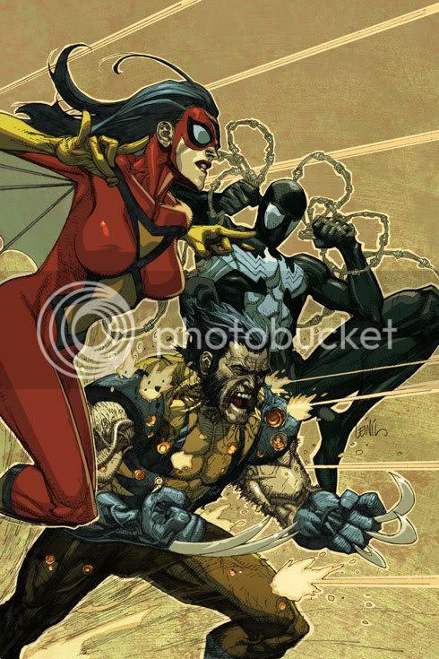 New Avengers #27 variant
