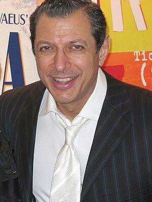 Jeff Goldblum on Broadway in New York City