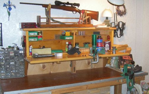 Your reloading bench pics please - Shooters Forum